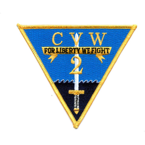 CVW-2 Carrier Wing Patch