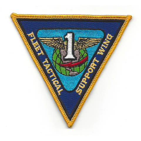 Fleet Tactical Support Wing One Patch