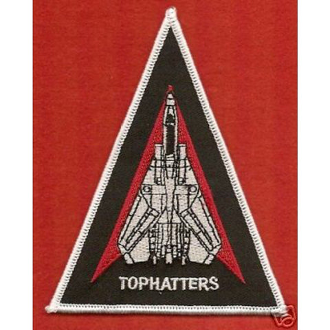 F-14 Tomcat Squadron Patch VF-14 Triangle
