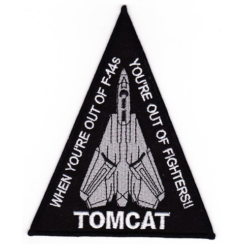 F-14 TOMCAT Airframe Patch