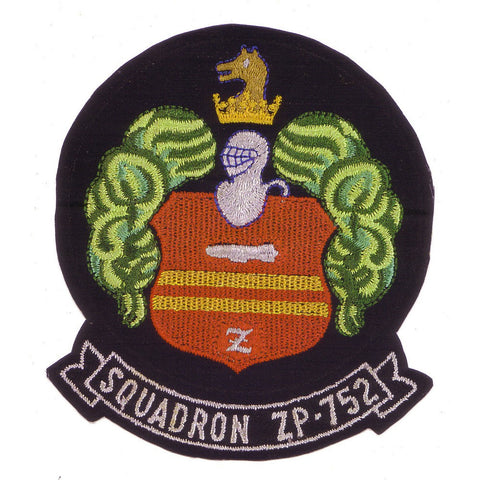 ZP-752 Aviation Airship Patrol Squadron Patch