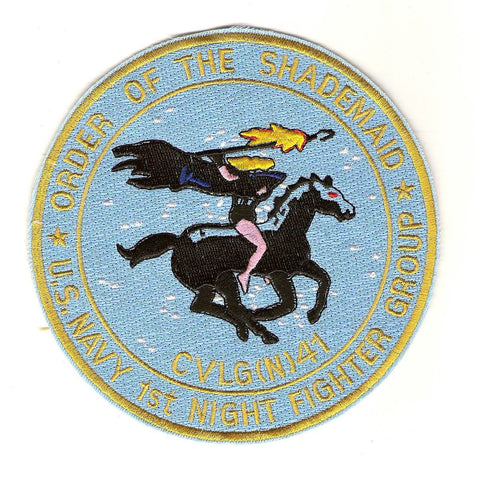 CVLG (N) 41 Night Fighter Group WWII Patch