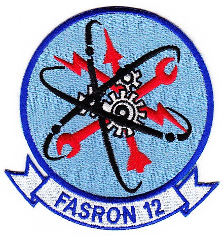 FASRON 12 Patch