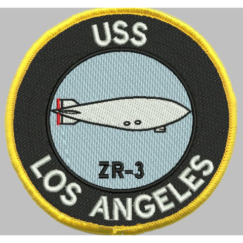 ZR-3 USS Los Angeles Patch