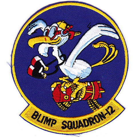ZP-12 Patch Blimp Squadron 12