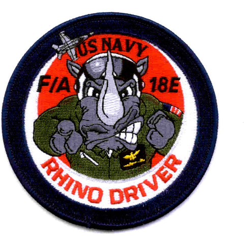 F-18 E Rhino Driver Patch