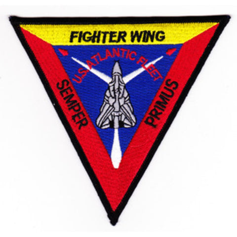 Fighter Wing Atlantic Fleet Patch