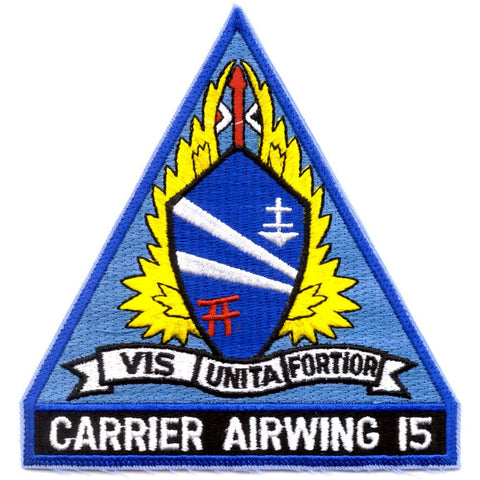 CAW-15 Carrier Air Wing Patch
