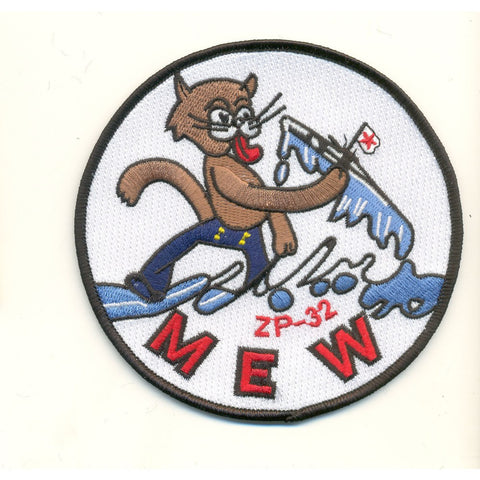 ZP-32 Aviation Airship Patrol Squadron Patch - Version A