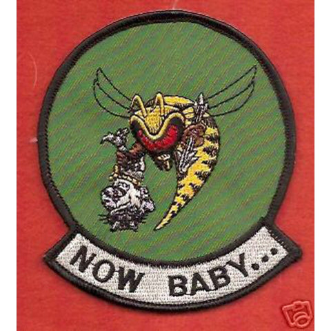 F/A-18 Hornet Now Baby Patch