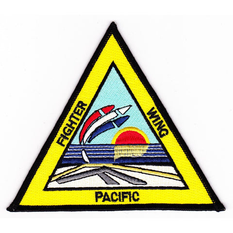 F-14 Tomcat Fighter Wing Pacific Fleet Patch