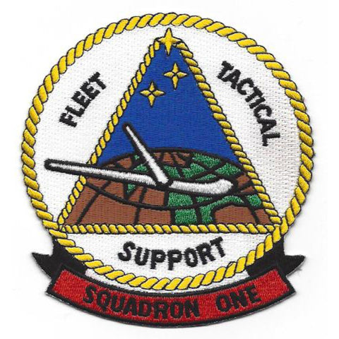 Fleet Tactical Support Squadron One Patch