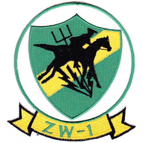 ZW-1 Aviation Airship Patrol Squadron One Patch