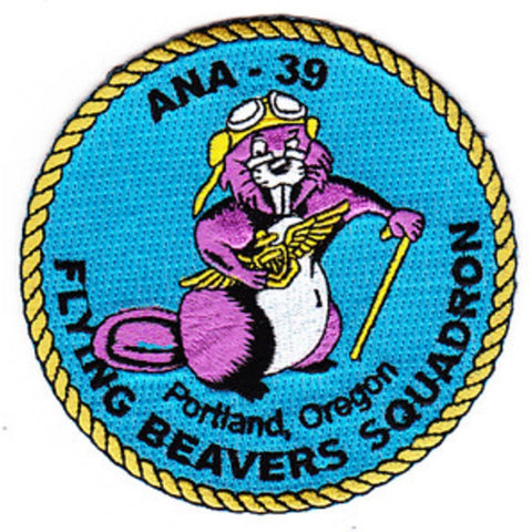 ANA-39 Flying Beavers Patch