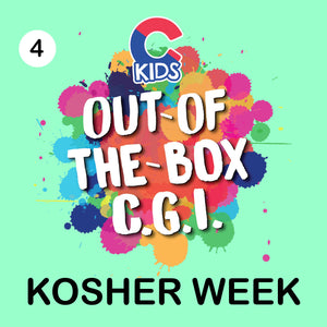 Ckids Virtual Camp - Mitzvah of Kosher Week