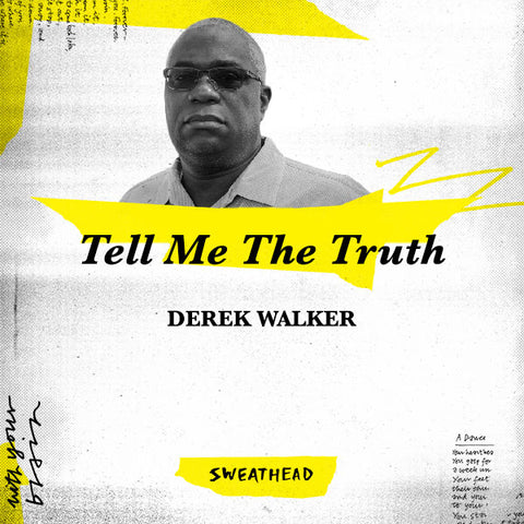 Tell Me The Truth - Derek Walker, Agency Boss