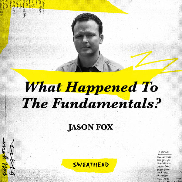 What Happened To The Fundamentals? - Jason Fox, Lee Clow's Beard