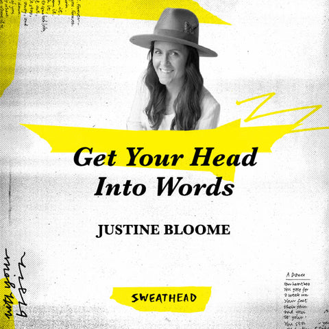 Get Your Head Into Words - Justine Bloome, CSO