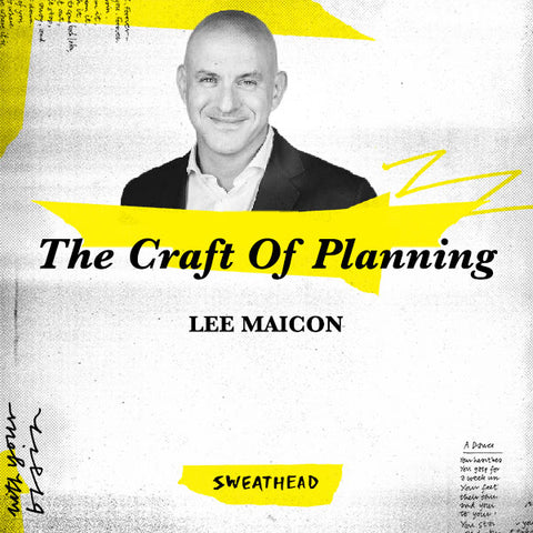 The Craft Of Planning - Lee Maicon, Strategy Boss