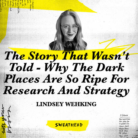 Why The Dark Places Are So Ripe For Research And Strategy - Lindsey Wehking, Investigative Strategist