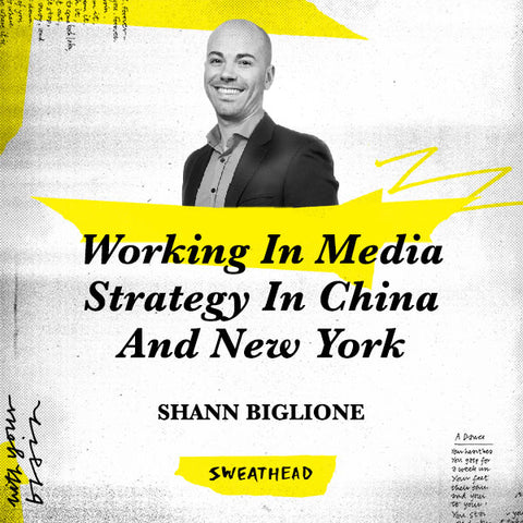 Working In Media Strategy In China And New York - Shann Biglione, CSO