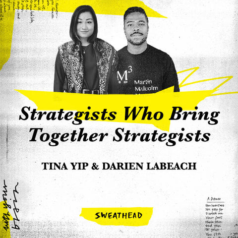 Strategists Who Bring Together Strategists (Plus Ideas From A COVID-19 Workshop) - Tina Yip, Darien LaBeach, strtgst