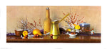 Still-life scene from 1966 by Robert Douglas Hunter Art Print - Bottle - 8x17 - West Coast Picture Frames LLC