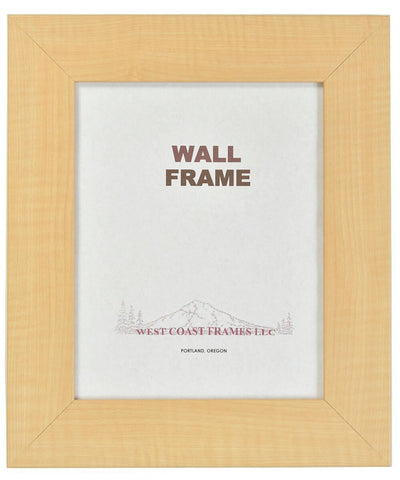 Wider Picture Frame - Natural - Rust - Walnut - Rustic - MADE IN USA - West Coast Picture Frames LLC