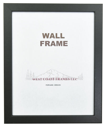 Picture Frame Multiple Colors - Black - Gray - White - Gold - MADE IN USA