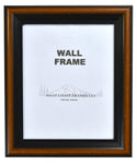 Picture Frame Walnut Finish - 502296