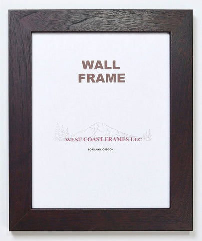 Picture Frame Walnut - Cherry - MADE IN USA