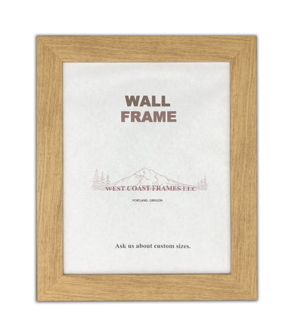 Picture Frame Rustic Finish - Gray - Natural - MADE IN USA