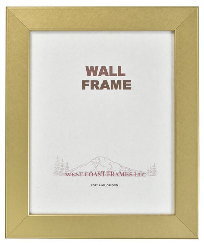 Picture Frame Swirled Gold Finish - MADE IN USA - 26446