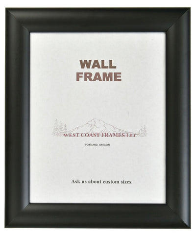 Wood Picture Frame Black Contemporary - 900125