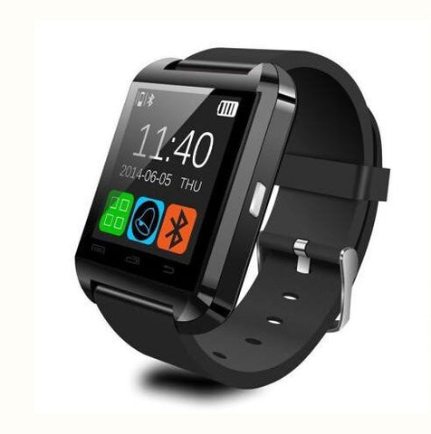 Next Day Delivery Bluetooth Smart Watch WristWatch Cool Birthday Present Gift Idea