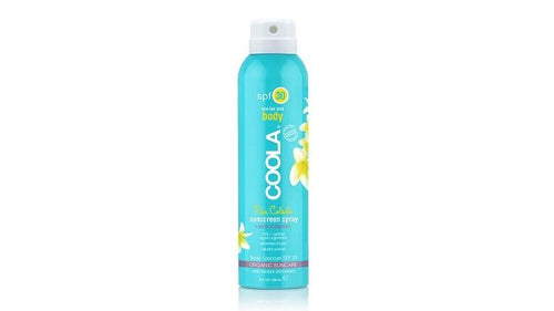 Body SPF 30 Tropical Coconut Sunscreen Spray - Cardamomo
