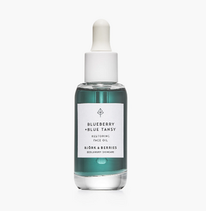 Blueberry + Blue Tansy Restoring Face Oil