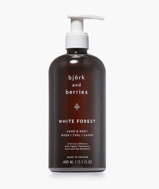 White Forest Hand & Body Wash