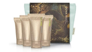 Organic Voyager - Body & Hair Travel Set - Cardamomo