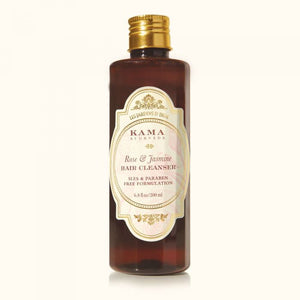 ROSE & JASMINE HAIR CLEANSER