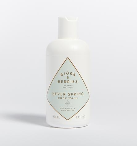Never Spring Body Wash - Cardamomo