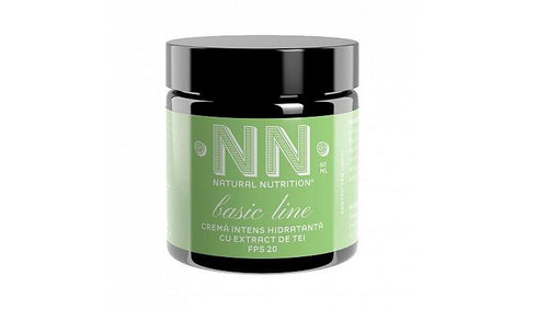 Basic Line - Intensive Moisturizing Cream With Linden Extract for Dry Skin - SPF 20 - Cardamomo