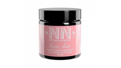 Basic Line - Intensive Moisturizing Cream With Raspberry Extract for Normal Skin - SPF 20 - Cardamomo
