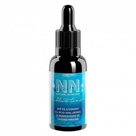Rejuvenating Serum with Hyaluronic Acid and Marine Ingredients - Cardamomo