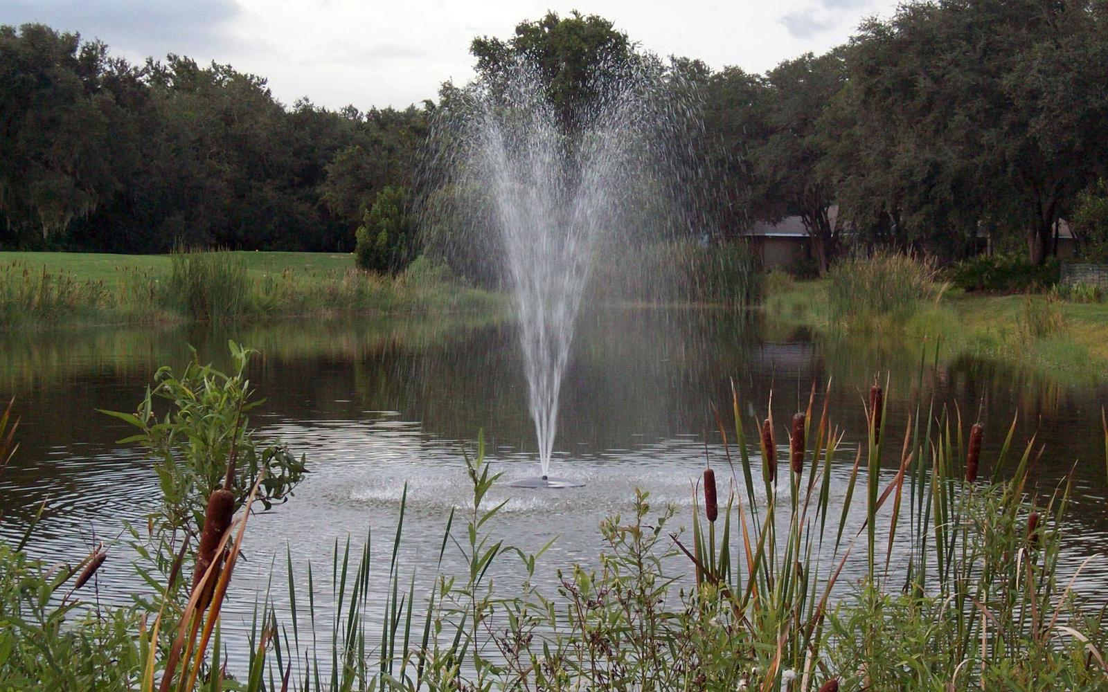 Fawn Lake Fountains for Lake and Ponds