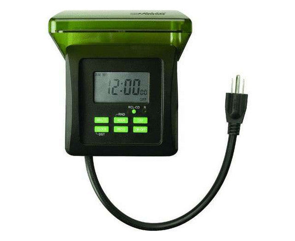 Outdoor Digital Fountain Timer