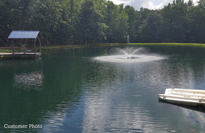 Fawn Lake Fountains- pond and lake fountains