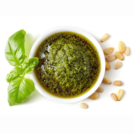 Pesto Natural Flavor Infused Organic Olive Oil