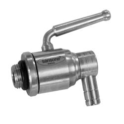 Stainless Steel Spigot with Rotating Spout