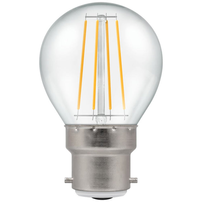 Round Golfball Style Bulbs